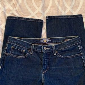 Lucky Brand Size 10 Jeans